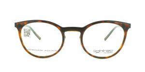 MOREL-Eyeglasses-8249L brown-women-eyeglasses-mixed-pantos