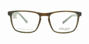 MOREL-Eyeglasses-8313O brown-men-eyeglasses-plastic-rectangle