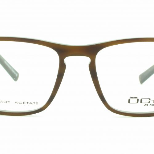 MOREL-Eyeglasses-8313O brown-men-eyeglasses-plastic-rectangle
