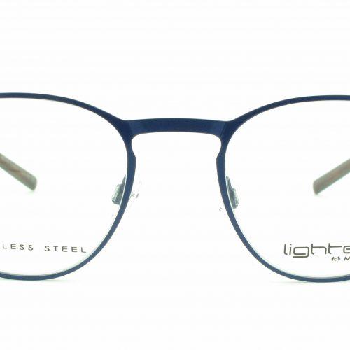 MOREL-Eyeglasses-8239L blue-men-eyeglasses-metal-pantos