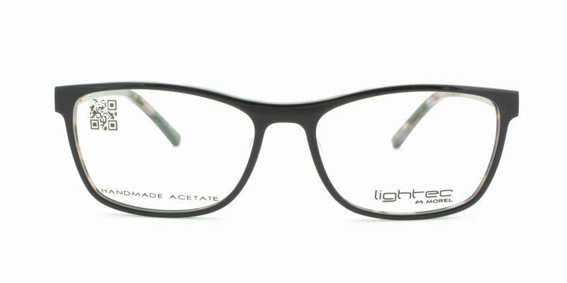 morel eyeglasses 7670l purple women eyeglasses plastic oval - Morel Frames