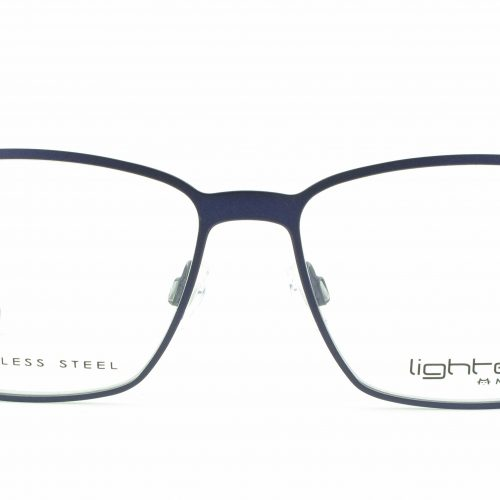 MOREL-Eyeglasses-8106L blue-women-eyeglasses-metal-rectangle