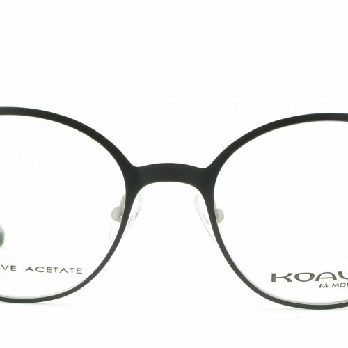 MOREL-Eyeglasses-8184K black-women-eyeglasses-metal-pantos