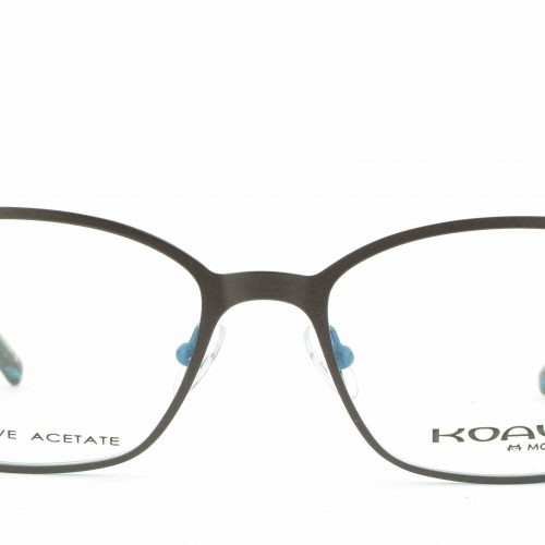 MOREL-Eyeglasses-8188K brown-women-eyeglasses-metal-rectangle