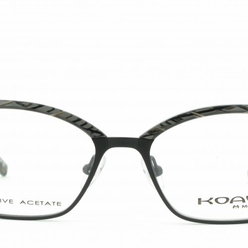 MOREL-Eyeglasses-8197K black-women-eyeglasses-mixed-rectangle