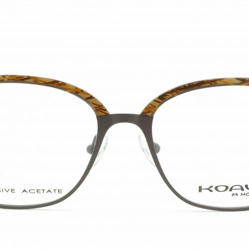 MOREL-Eyeglasses-8198K brown-women-eyeglasses-mixed-rectangle