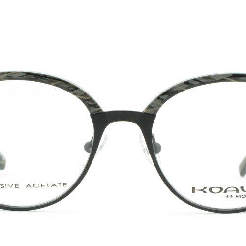 MOREL-Eyeglasses-8199K black-women-eyeglasses-mixed-pantos