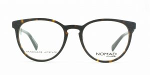 MOREL-Eyeglasses-2992N brown-men-eyeglasses-plastic-pantos
