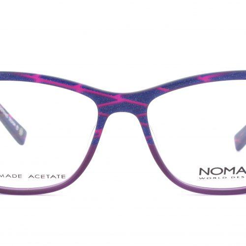 MOREL-Eyeglasses-2884N brown-women-eyeglasses-plastic-rectangle