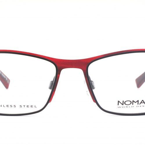 MOREL-Eyeglasses-2886N black-women-eyeglasses-metal-rectangle