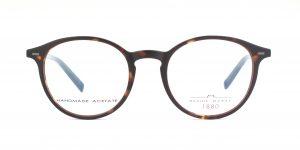 MOREL-Eyeglasses-2891M brown-men-eyeglasses