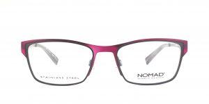 MOREL-Eyeglasses-2888N grey-women-eyeglasses-metal-rectangle