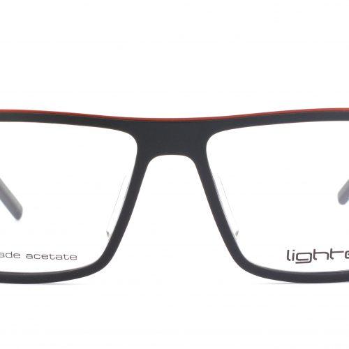 MOREL-Eyeglasses-7902L black-men-eyeglasses-mixed-rectangle