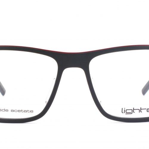 MOREL-Eyeglasses-7904L black-men-eyeglasses-mixed-rectangle