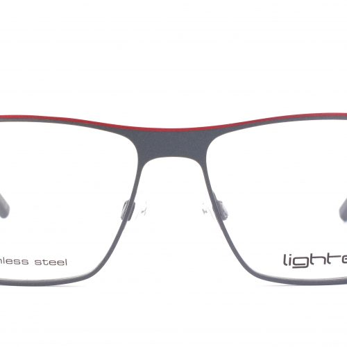 MOREL-Eyeglasses-7908L grey-men-eyeglasses-metal-rectangle
