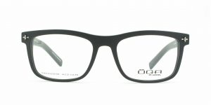 MOREL-Eyeglasses-7950O black-men-eyeglasses-plastic-rectangle