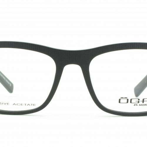 MOREL-Eyeglasses-7950O black-men-eyeglasses-plastic-rectangle
