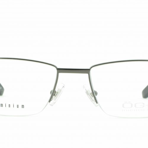 MOREL-Eyeglasses-7953O grey-men-eyeglasses-metal-rectangle