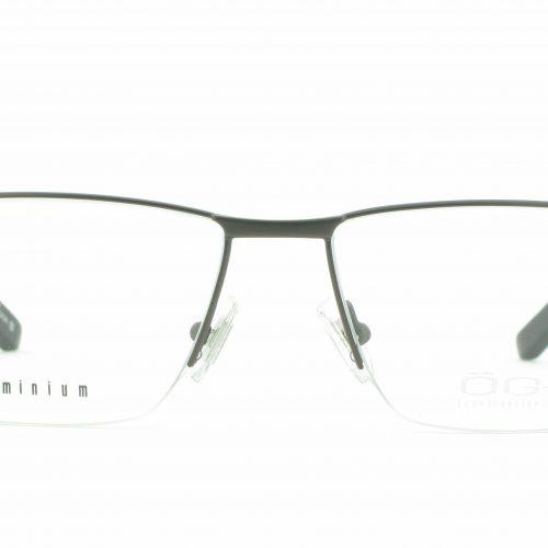 MOREL-Eyeglasses-7955O grey-men-eyeglasses-metal-rectangle