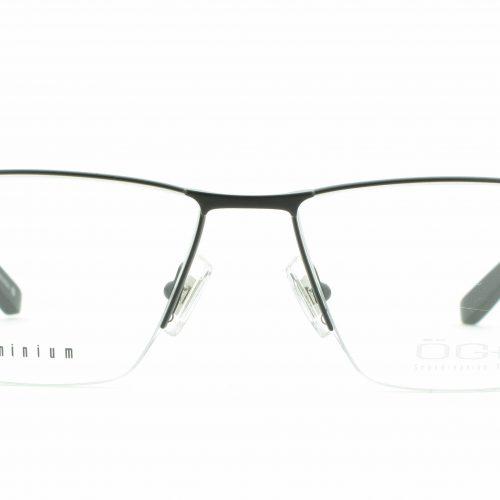 MOREL-Eyeglasses-7956O black-men-eyeglasses-metal-rectangle