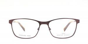 MOREL-Eyeglasses-2929M brown-women-eyeglasses-metal-rectangle
