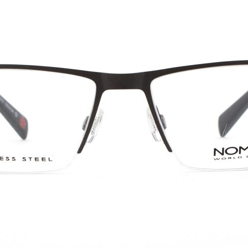 MOREL-Eyeglasses-2719N grey-men-eyeglasses-metal-rectangle