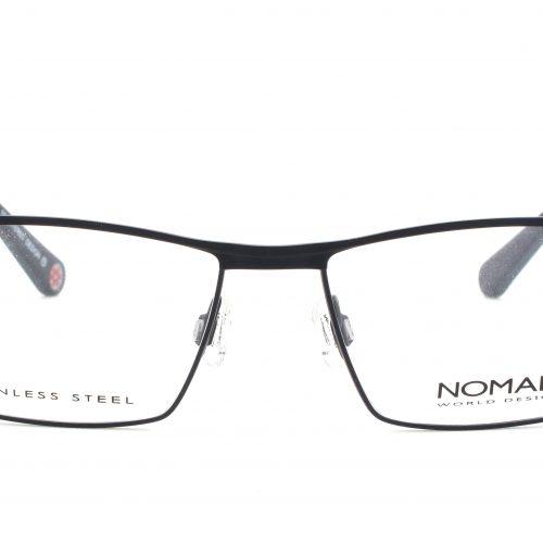 MOREL-Eyeglasses-2687N blue-men-eyeglasses-metal-rectangle