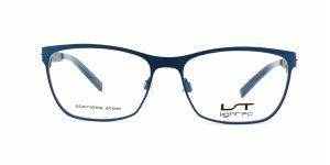 MOREL-Eyeglasses-7748L blue-women-eyeglasses-metal-rectangle