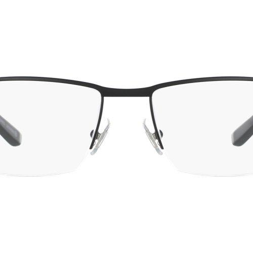 MOREL-Eyeglasses-7763O black-men-eyeglasses-metal-rectangle