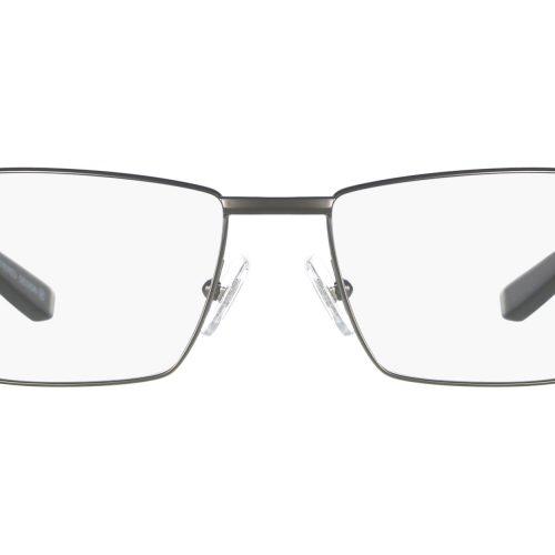 MOREL-Eyeglasses-7766O grey-men-eyeglasses-metal-rectangle