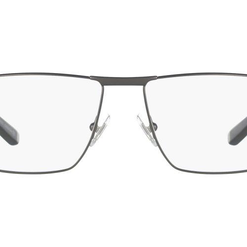 MOREL-Eyeglasses-7768O grey-men-eyeglasses-metal-rectangle
