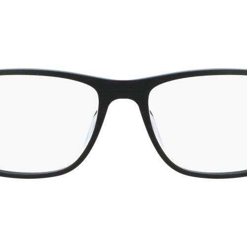 MOREL-Eyeglasses-7771O black-men-eyeglasses-plastic-rectangle