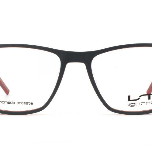 MOREL-Eyeglasses-7691L grey-men-eyeglasses-plastic-rectangle
