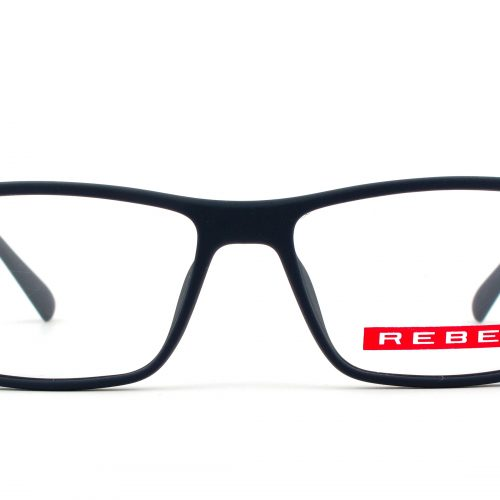 MOREL-Eyeglasses-7709R blue-men-eyeglasses-plastic-rectangle