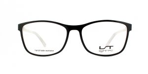 MOREL-Eyeglasses-7672L black-women-eyeglasses-plastic-oval