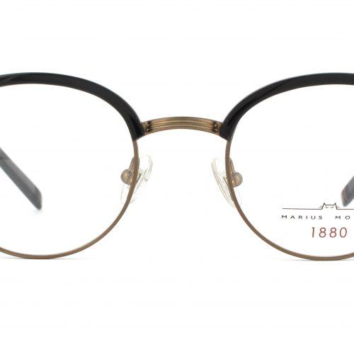 MOREL-Eyeglasses-2385M black-men-eyeglasses