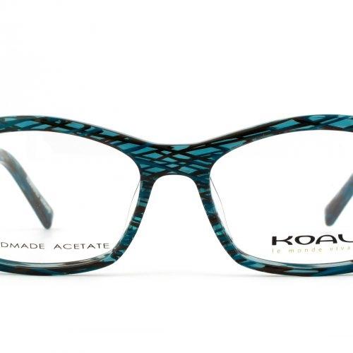 MOREL-Eyeglasses-7666K blue-women-eyeglasses-plastic-oval