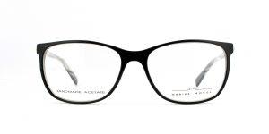 MOREL-Eyeglasses-2418M black-women-eyeglasses-plastic-rectangle