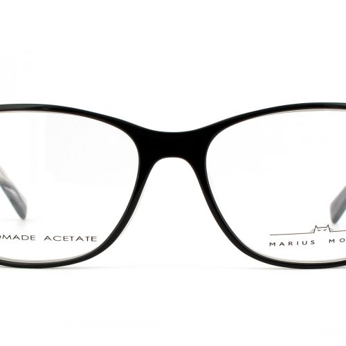 MOREL-Eyeglasses-2418M black-women-eyeglasses-plastic-rectangle
