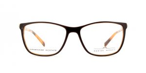 MOREL-Eyeglasses-2421M brown-women-eyeglasses-plastic-rectangle