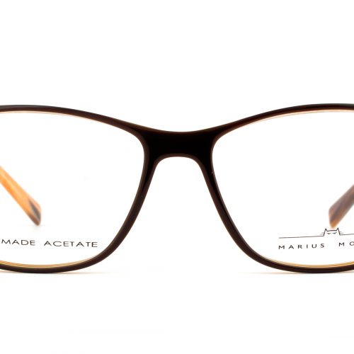 MOREL-Eyeglasses-2421M brown-women-eyeglasses-plastic-rectangle