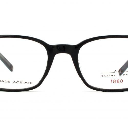 MOREL-Eyeglasses-2384M black-men-eyeglasses