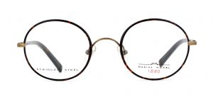 MOREL-Eyeglasses-2198M brown-men-eyeglasses