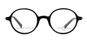 MOREL-Eyeglasses-2204M black-men-eyeglasses