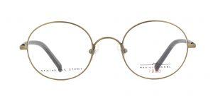 MOREL-Eyeglasses-2198M yellow-men-eyeglasses
