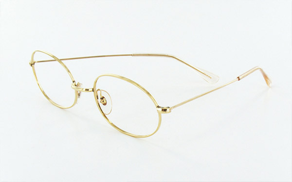 in the 1960s morel manufactured their first grandson glasses that is with very fine gold lined wire thinner lighter but still solid these frames - Morel Frames