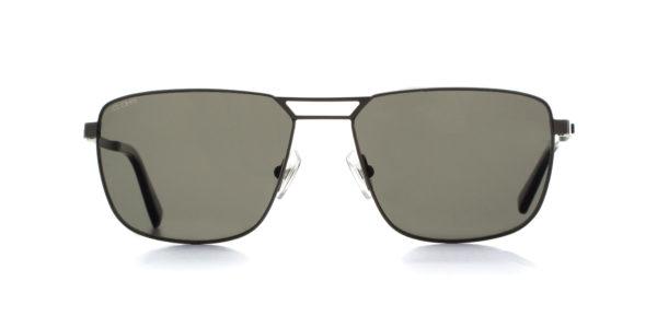 MOREL-Sunglasses-10027 grey-men-sunglasses-metal-rectangle