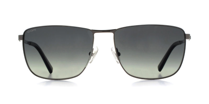MOREL-Sunglasses-10030 grey-men-sunglasses-metal-rectangle