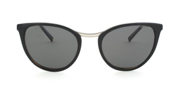 MOREL-Sunglasses-60021 black-women-sunglasses-mixed-oval