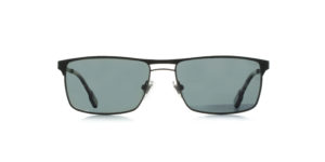 MOREL-Sunglasses-70019 black-men-sunglasses-metal-rectangle